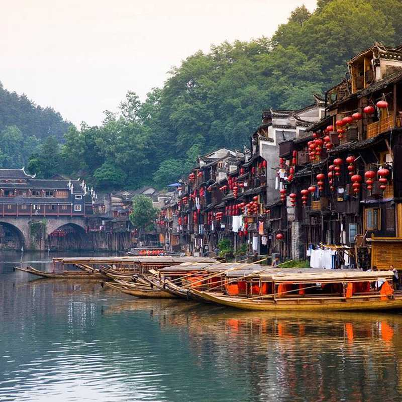 Trip Blog Post by @ASHIYK: CHINA FENG HUANG 2016 | 1 day in Oct (itinerary, map & gallery)