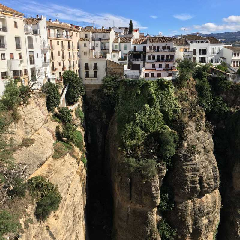 Andalucia 2018 | 7 days trip itinerary, map & gallery