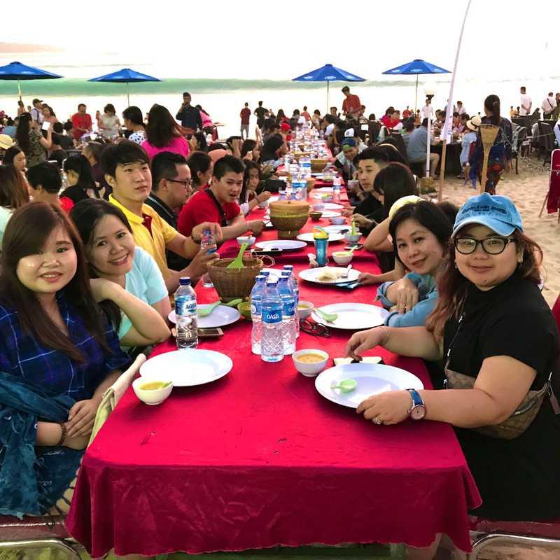 Ocean Hai Jimbaran Grilled & Chinese Seafood Restaurant