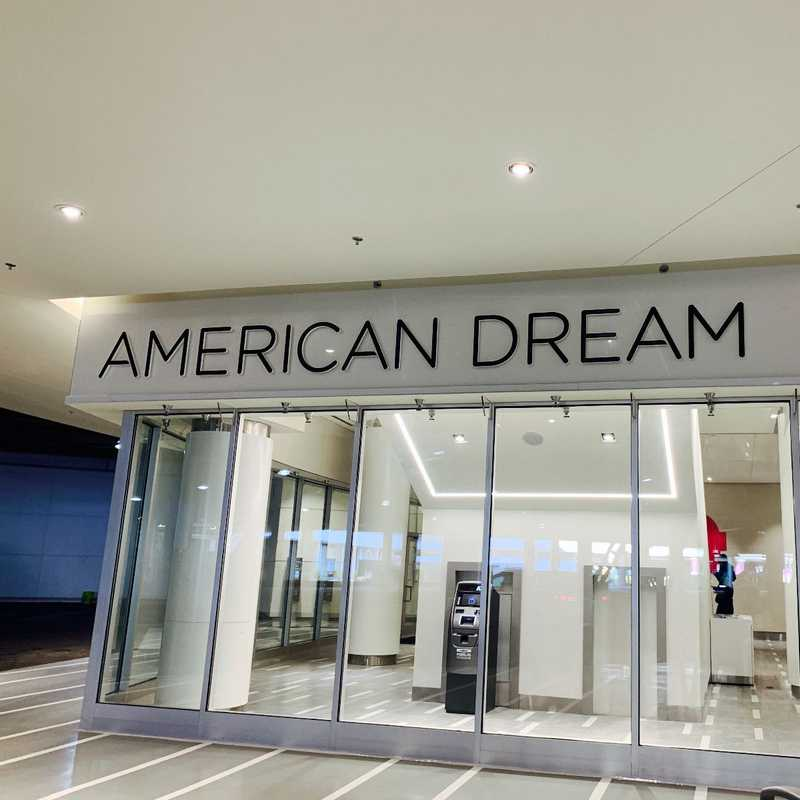 NJ Weekend - American Dream Mall | 2 days trip itinerary, map & gallery