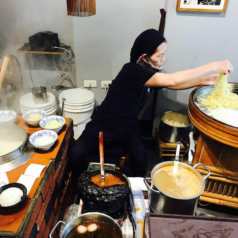 Du Xiao Yue Danzi Noodle