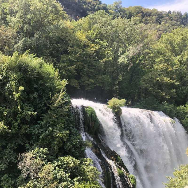 Cascata delle Marmore Belvedere Superiore
