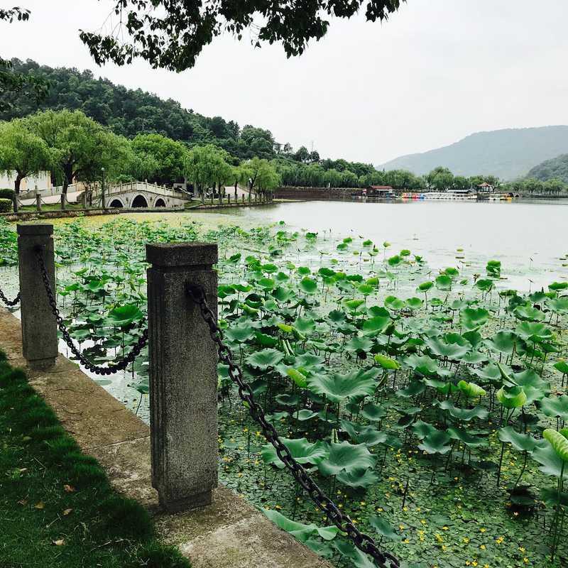 Nanbei Lake