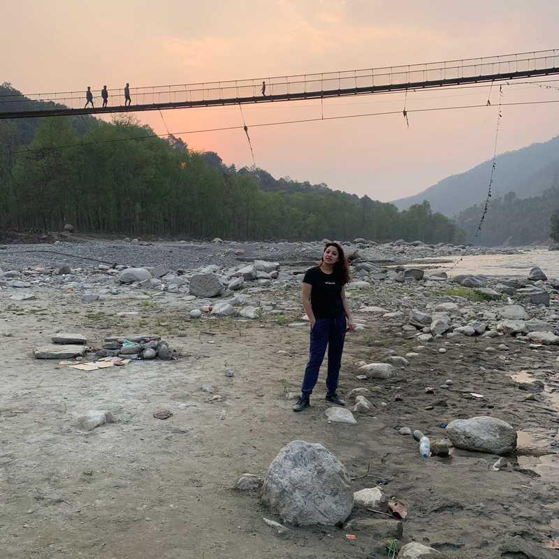 Galchhi-Trishuli Bridge