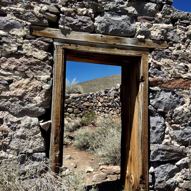 Trip Blog Post by @KittyTreks: Bodie, California 🇺🇸 | 3 days in Apr (itinerary, map & gallery)