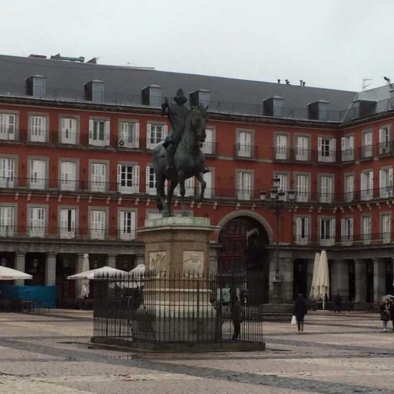 Madrid, Spain 🇪🇸 2015 | 2 days trip itinerary, map & gallery
