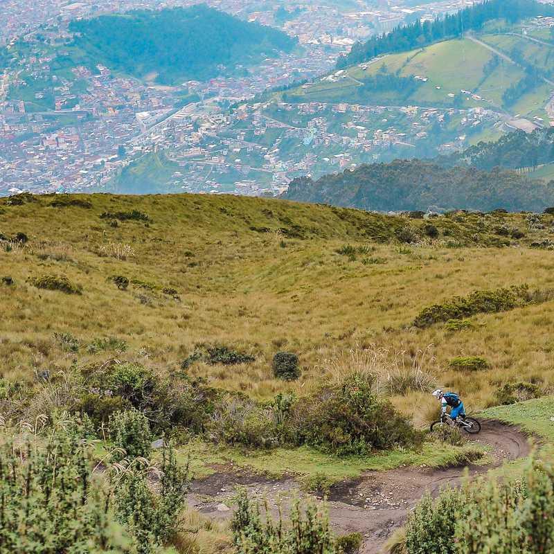 Pichincha Volcano