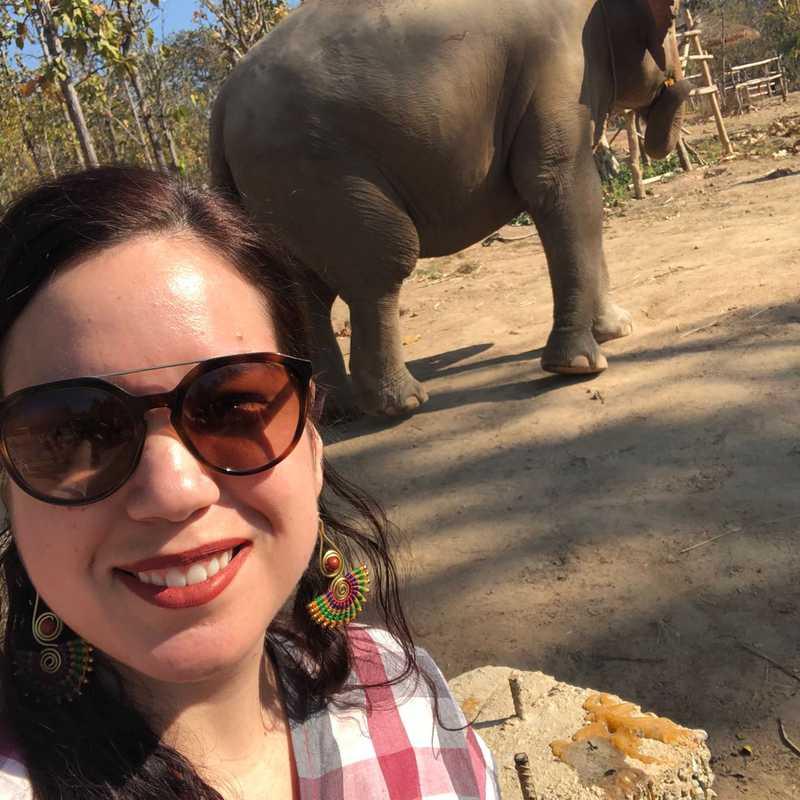Maerim Elephant Sanctuary
