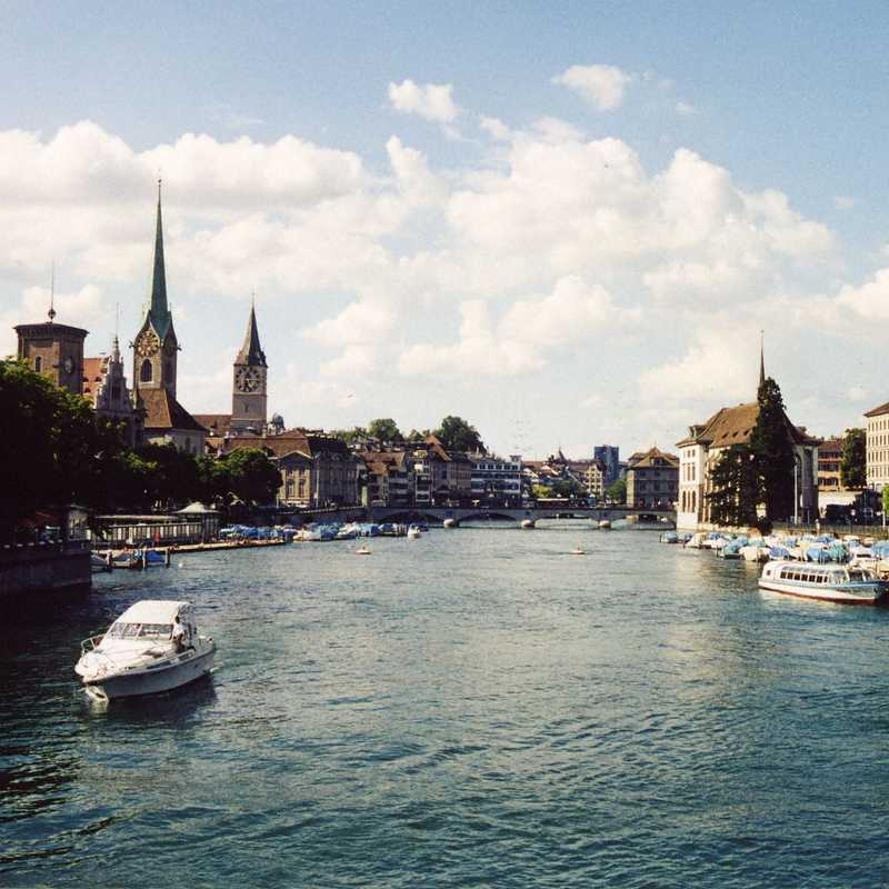 Trip Blog Post by @rodney_n: Zurich 2000 | 2 days in Jul (itinerary, map & gallery)
