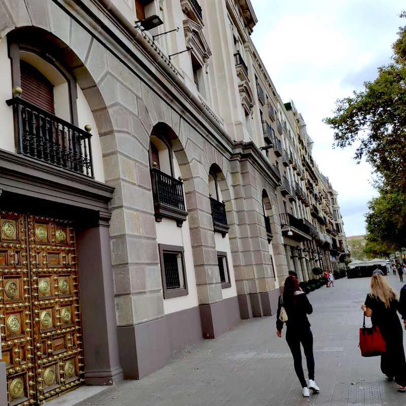 Capitanía General de Barcelona