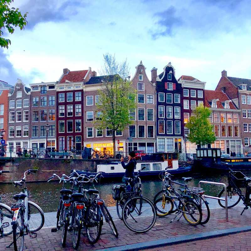 Trip Blog Post by @w4wilhelmina: Amsterdam 🇳🇱 2018 & 2019 | 1 day in Oct (itinerary, map & gallery)