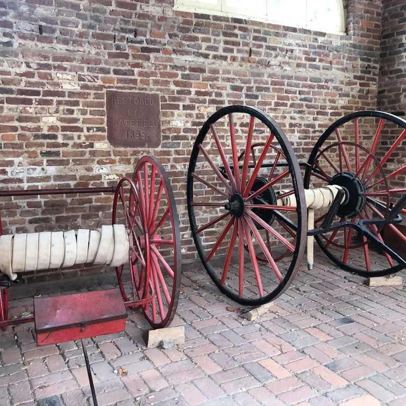 Walking around Harpers Ferry