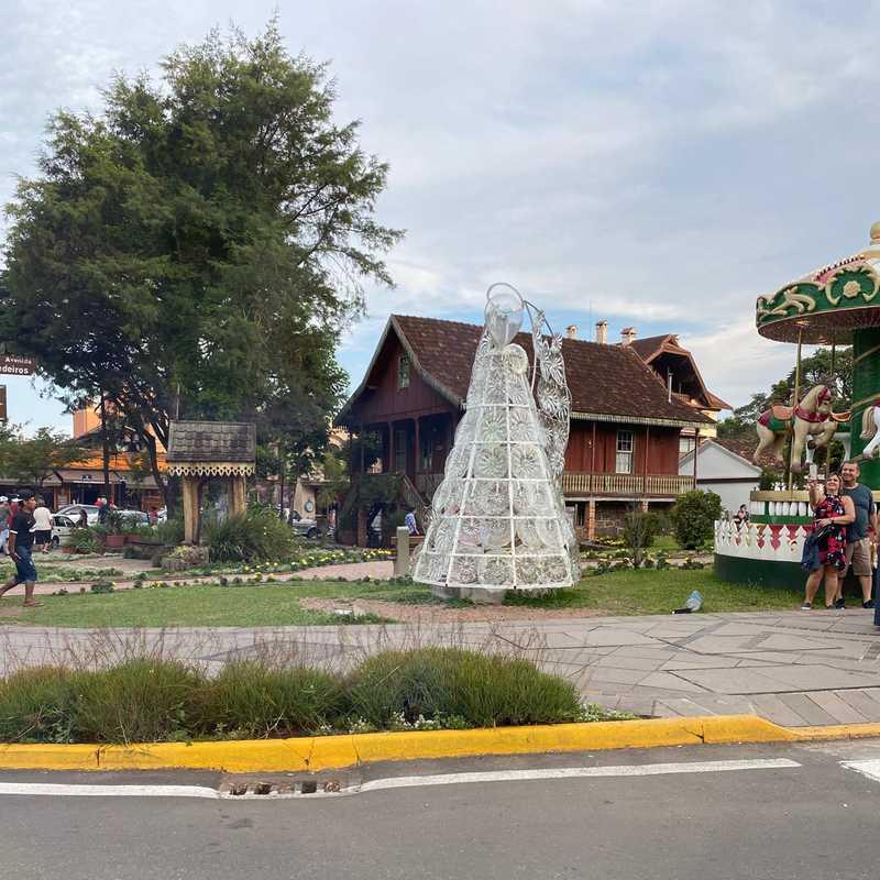 Praça das Etnias