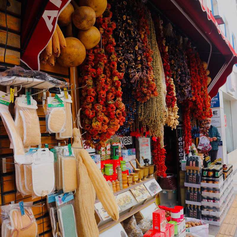 Trip Blog Post by @nurillr: Bodrum | 1 day in Jan (itinerary, map & gallery)