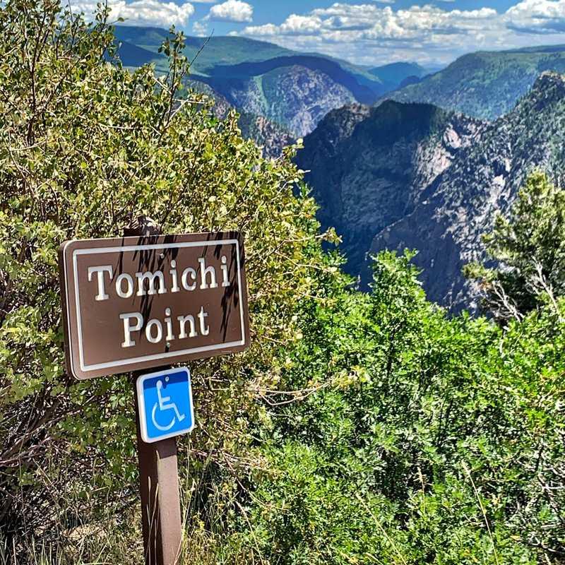 Tomichi Point