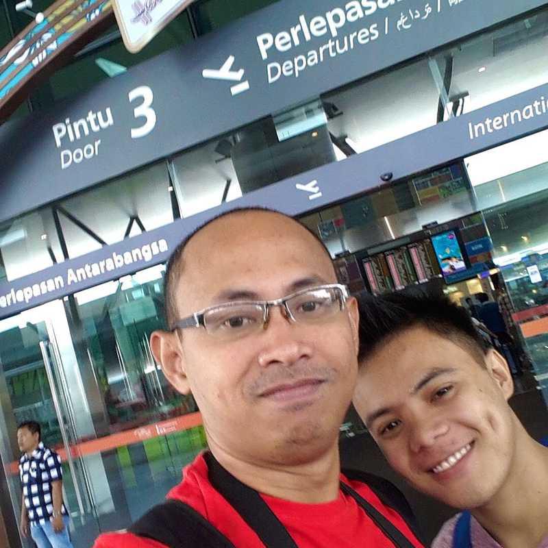 KLIA Express KL Sentral Departure Check In (KL City Air Terminal)