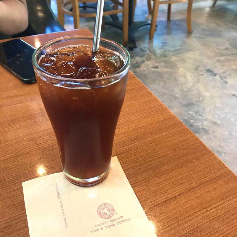 Tom N Tom's Coffee