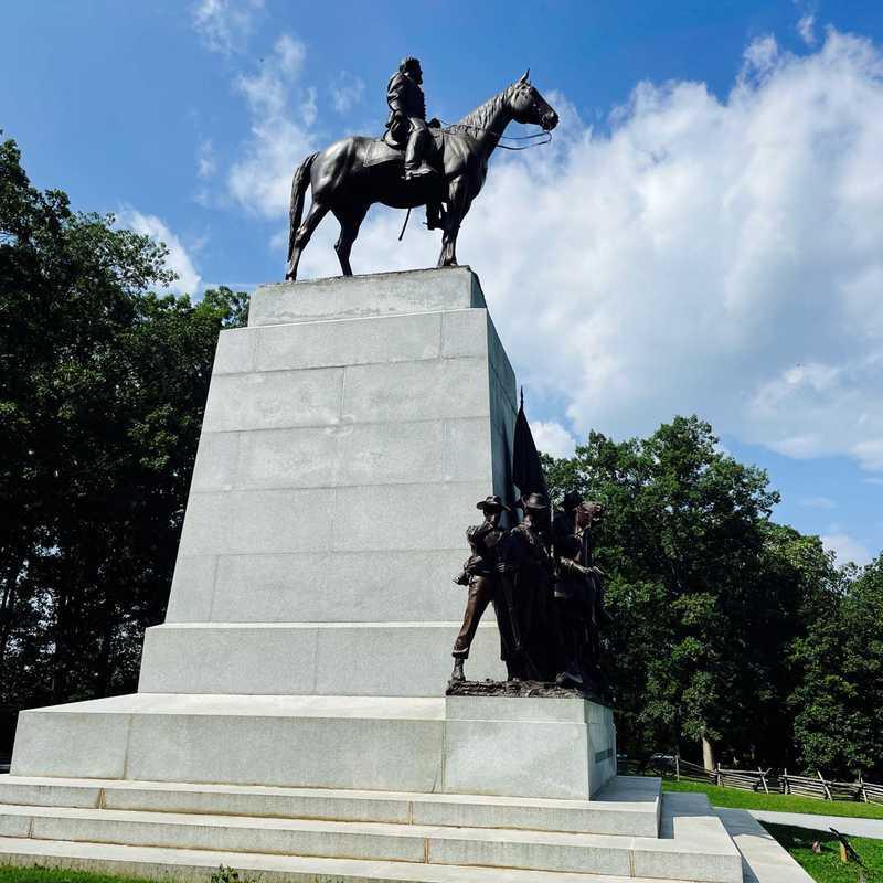 Gettysburg Auto Tour Stop 5