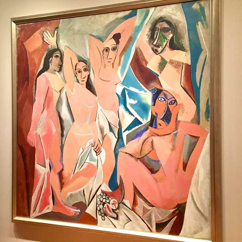 Place / Tourist Attraction: The Museum of Modern Art (New York City, United States)