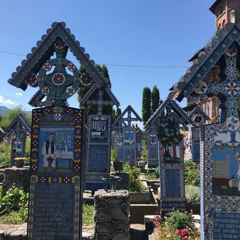 Cimitirul Vesel (Săpânța)