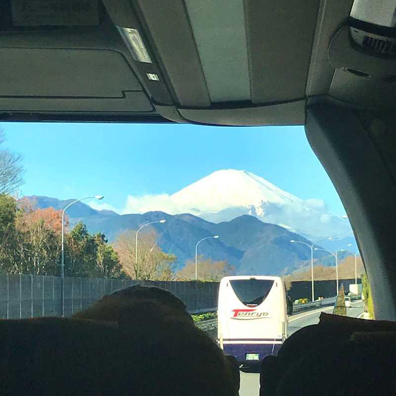 Mt. Hakone
