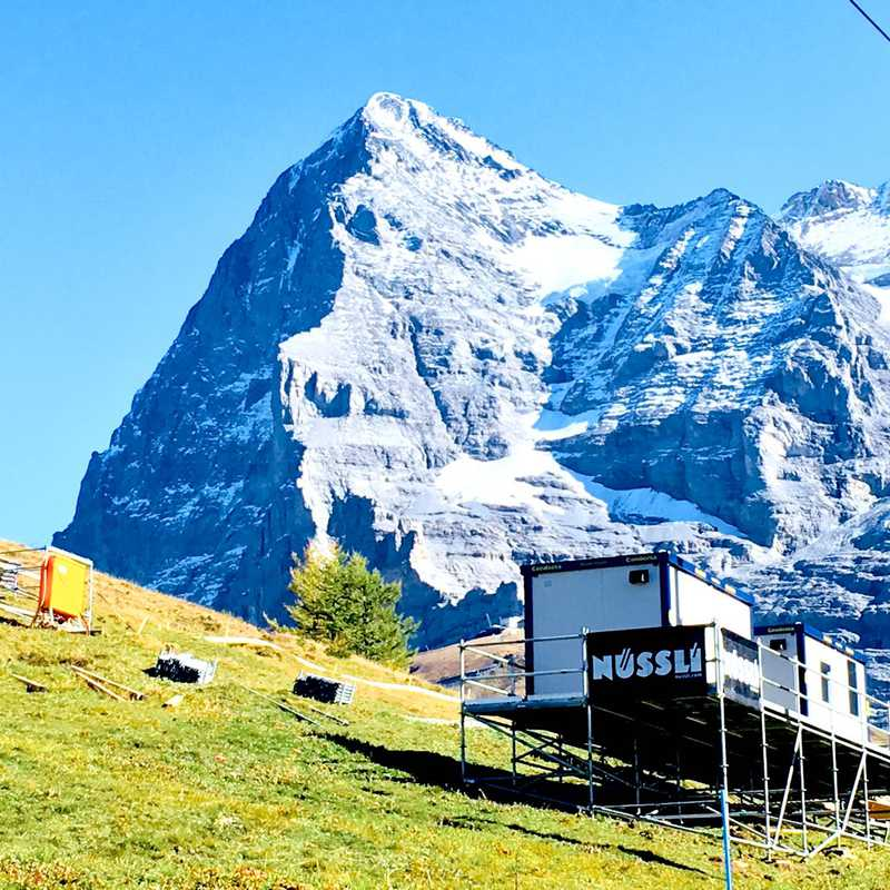 Switzerland 2018 | 6 days trip itinerary, map & gallery