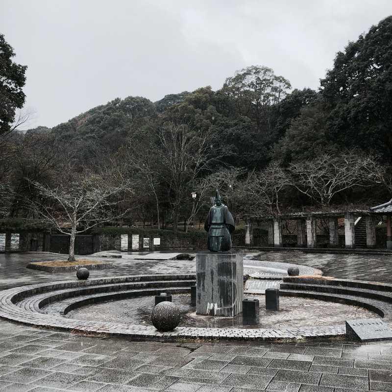 Tenpaizan Historical Natural Park