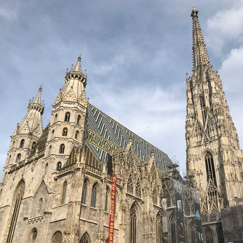 Trip Blog Post by @fernyaquim: Vienna 2019 | 2 days in May (itinerary, map & gallery)