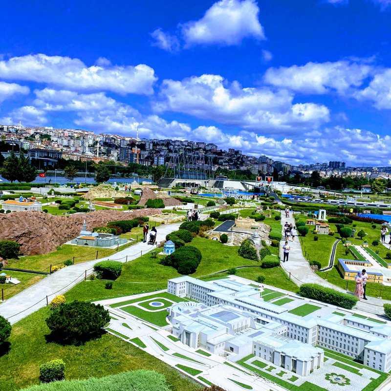Place / Tourist Attraction: Miniatürk (Beyoğlu, Turkey)