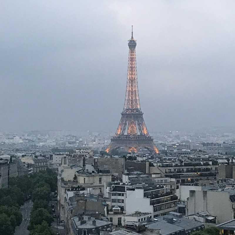 Trip Blog Post by @daniellewhite: Paris Jun-2018 | 10 days in Jun (itinerary, map & gallery)