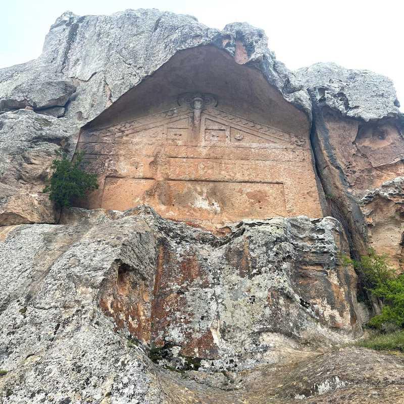 Yazılıkaya Antik Kenti