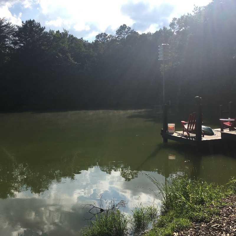 Boston Branch Lake