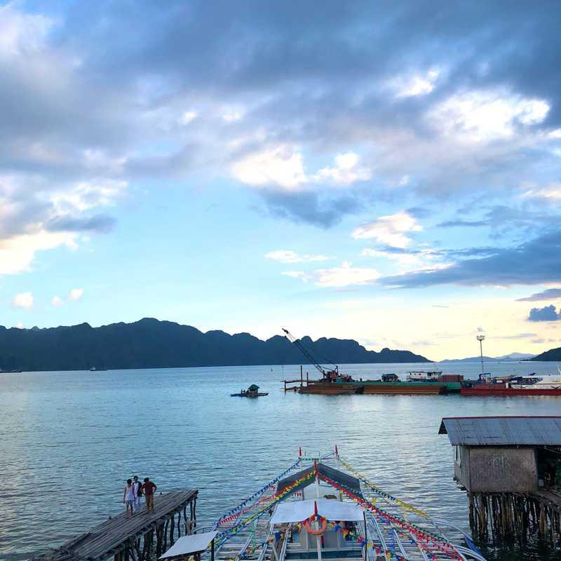 Coron Port Area