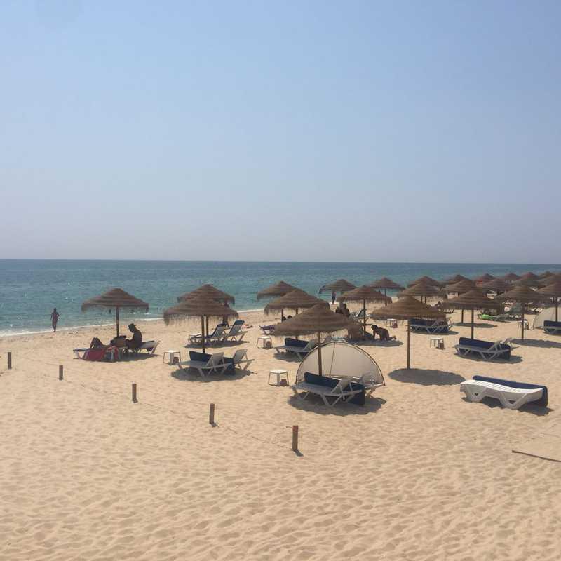 Praia da Culatra (Mar)