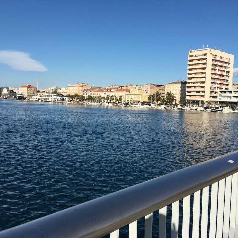 Waterfront, Zadar
