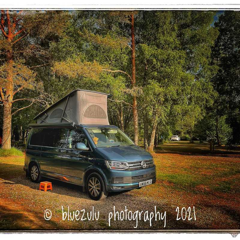 Cannich Woodland Camping and Caravan Park