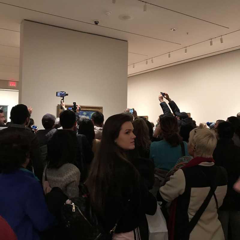 The Museum of Modern Art