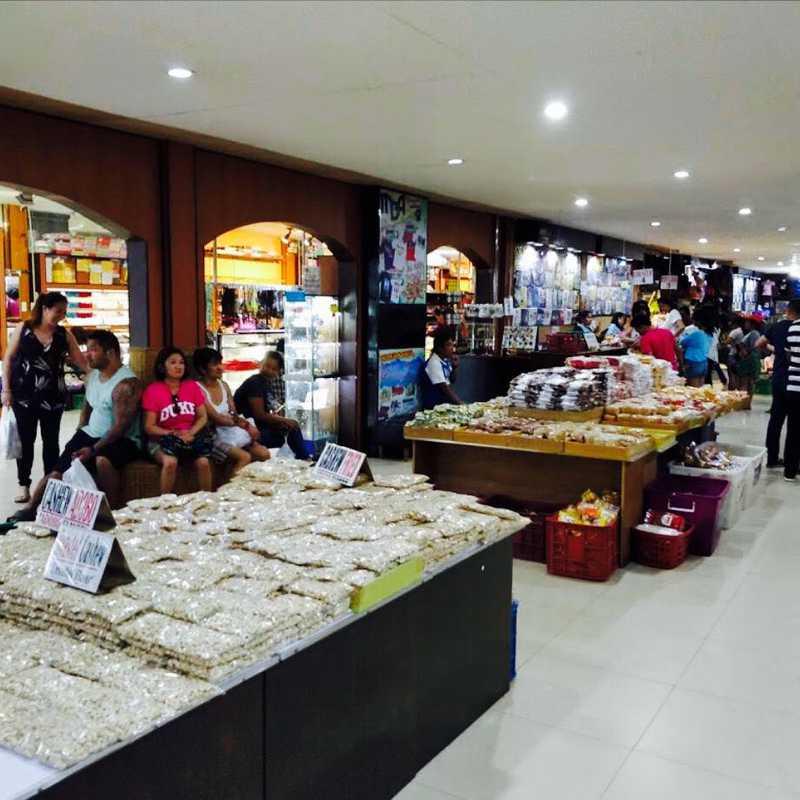 MCA Market - Pasalubong Center