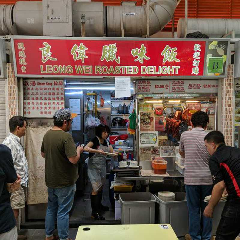 SINGAPORE :THE BEST DUCK & GRILLED PORC | 2 days trip itinerary, map & gallery
