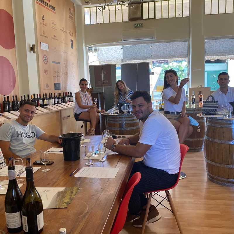 Nemea wine Land