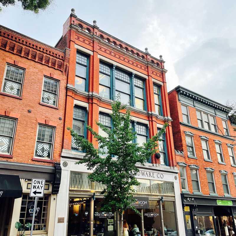 Lancaster City Historic District