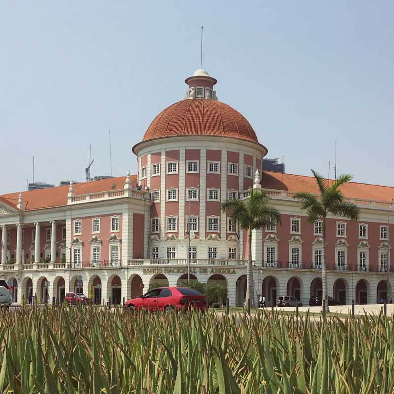 Trip Blog Post by @janka.jascurova: Luanda- Angola 🇦🇴 | 2 days in Aug (itinerary, map & gallery)
