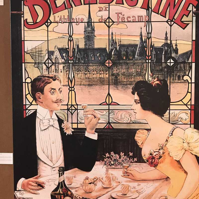 Bar de dégustation Bénédictine