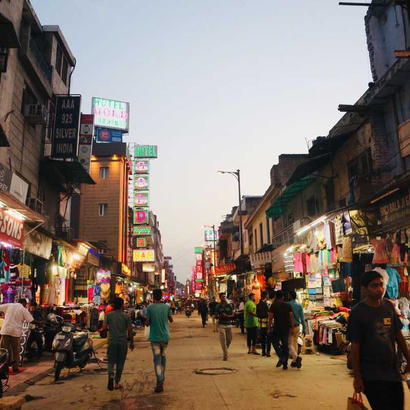 Trip Blog Post by @nurillr: India 2019 | 4 days in May (itinerary, map & gallery)