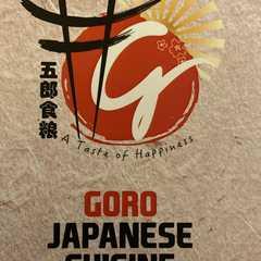 Goro Japanese Cuisine | POPULAR Trips, Photos, Ratings & Practical Information