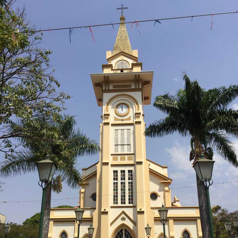 Igreja Matriz de Nossa Senhora do Socorro
