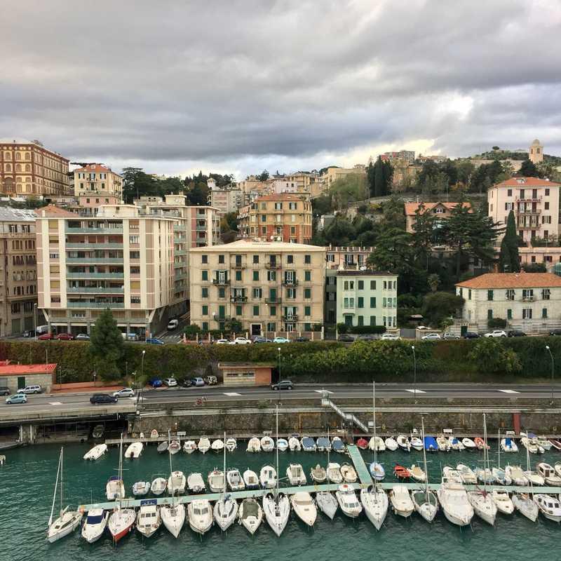 Porto Crociere di Savona