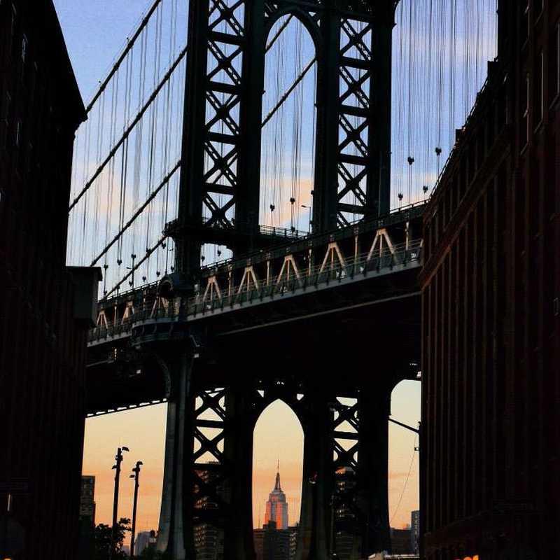 Dumbo - Manhattan Bridge View