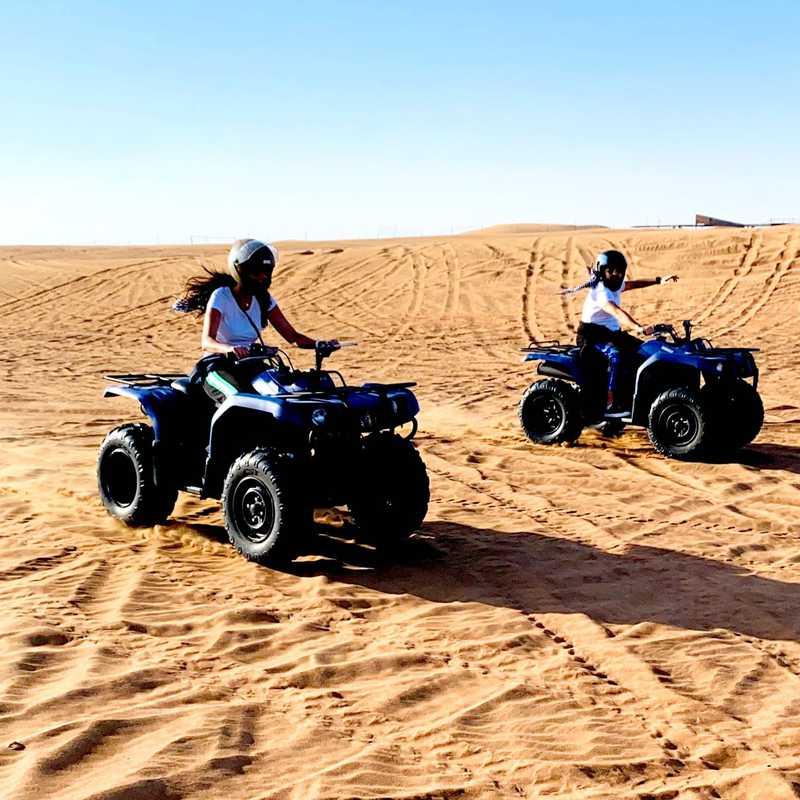Rayna Tours Desert Safari Dubai Camp