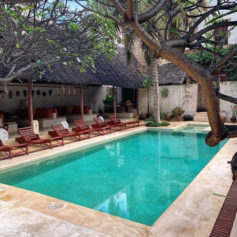 Lamu house hotel & beach club